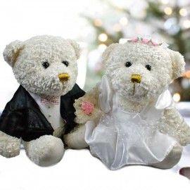 Add On, Deluxe Elegance Wedding Bears