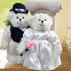 Add On, Cherish Wedding Bears