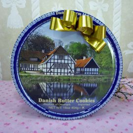 Add on, Danish Farm Butter Cookies