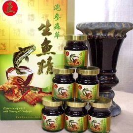 Add On, Fish Essence with Ginseng & Cordyceps