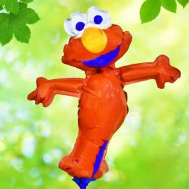 Add On Elmo Balloon (Full-Bodied)
