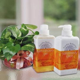 Earth Botanics - Hand & Body Lotion & Shower Gel