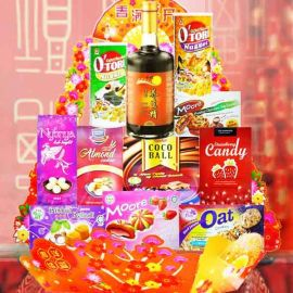 Chinese New Year Halal Hamper