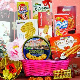 Chinese New Year Gift Basket CY019