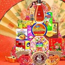 福禄寿 Chinese New Year Goodies Hamper