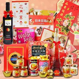 Chinese New Year Hampers Delivery