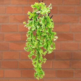 Singapore Artificial Staghorn Ferns Hanging Plant 80cm Height