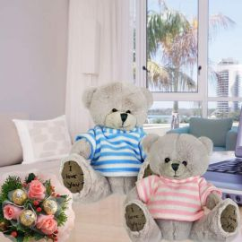 Bear & Flowers Delivery