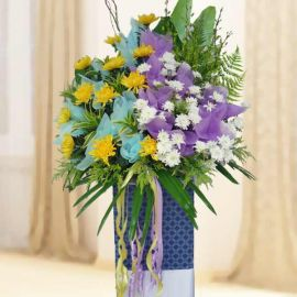 Sympathy Flowers Delivery SY045