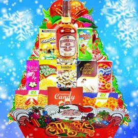 Whisky Christmas Cheer Gift Hamper