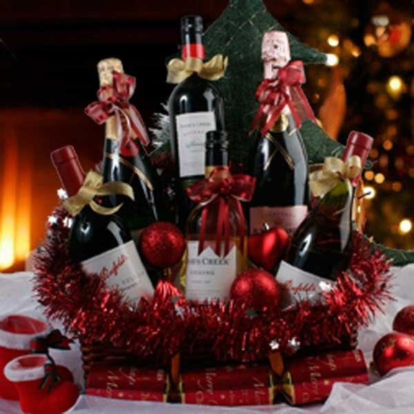 Christmas Hampers in Singapore | Roses